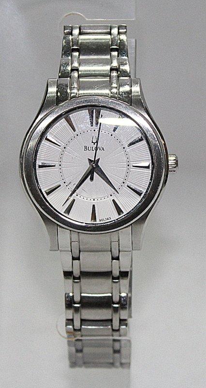 290bd2e1ed1 Bulova - Modelo 96L143 - Relógio de pulso feminino em a