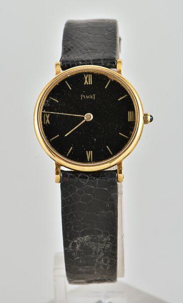 459186a3a2a Relógio feminino da marca Piaget em ouro 750