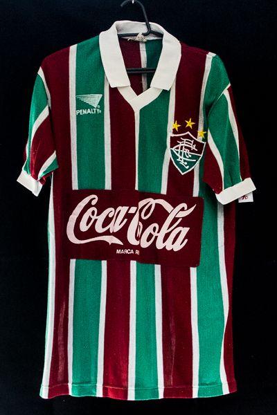 Camisa - Seleção Brasileira de Futebol com escudo da CB 99573751dcef1