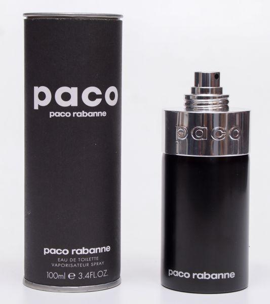 b27cdfa370b PACO RABANNE - Eau de toillete vaporisa teur - spray 100 ml - Caixa aberta  usado