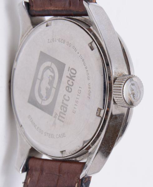 ddb647e3fa6 Relógio de pulso MARC ECKO E11511G1