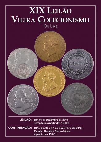 XIX Leilão Vieira Colecionismo - On Line