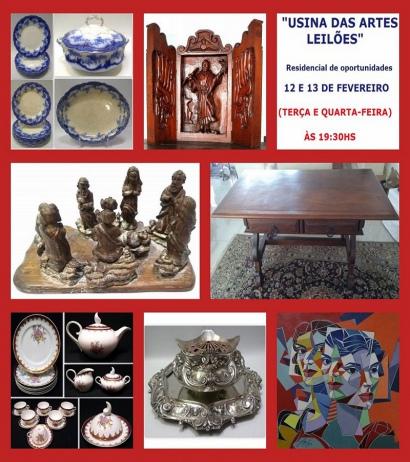 17º USINA DAS ARTES - LEILÃO RESIDENCIAL COM EXCELENTES OPORTUNIDADES